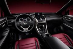 Lexus NX foto attēls 10
