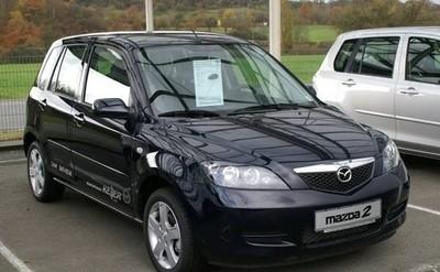 mazda 2 hatchback 2006 2007 technical data prices. Black Bedroom Furniture Sets. Home Design Ideas
