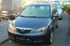 Mazda 2 hatchback photo image 6