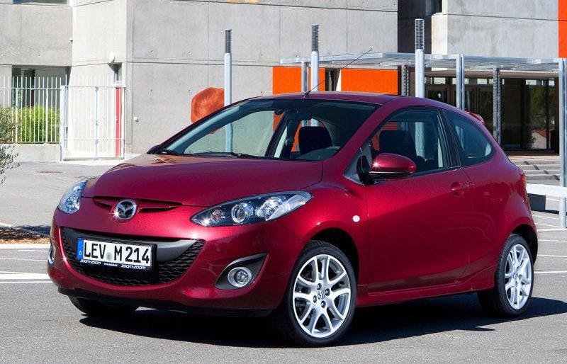 Mazda 2 2010 foto