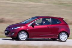 Mazda 2 3 puerta hatchback foto 17