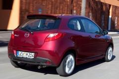 Mazda 2 3 puerta hatchback foto 2