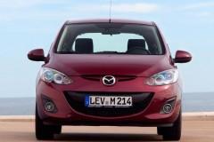 Mazda 2 3 puerta hatchback foto 8