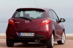 Mazda 2 3 puerta hatchback foto 10