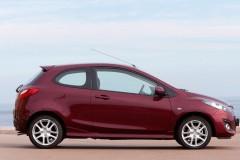Mazda 2 3 puerta hatchback foto 11
