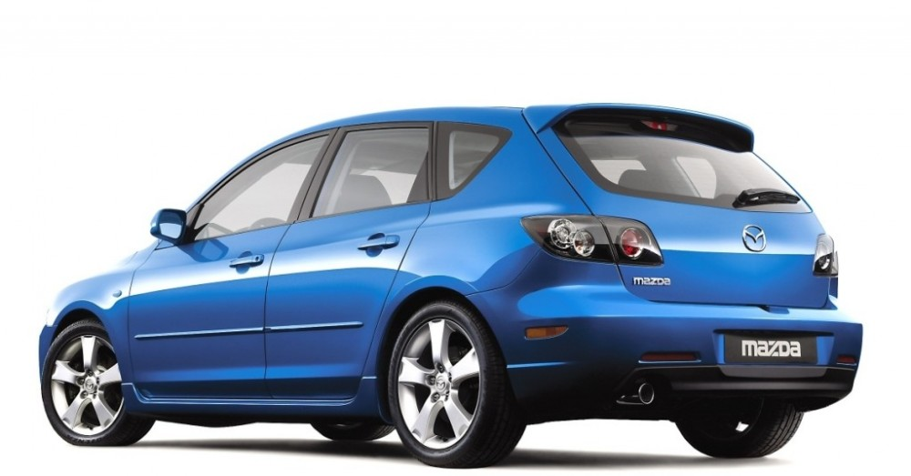 Mazda 3 Hatchback Photo Image 1