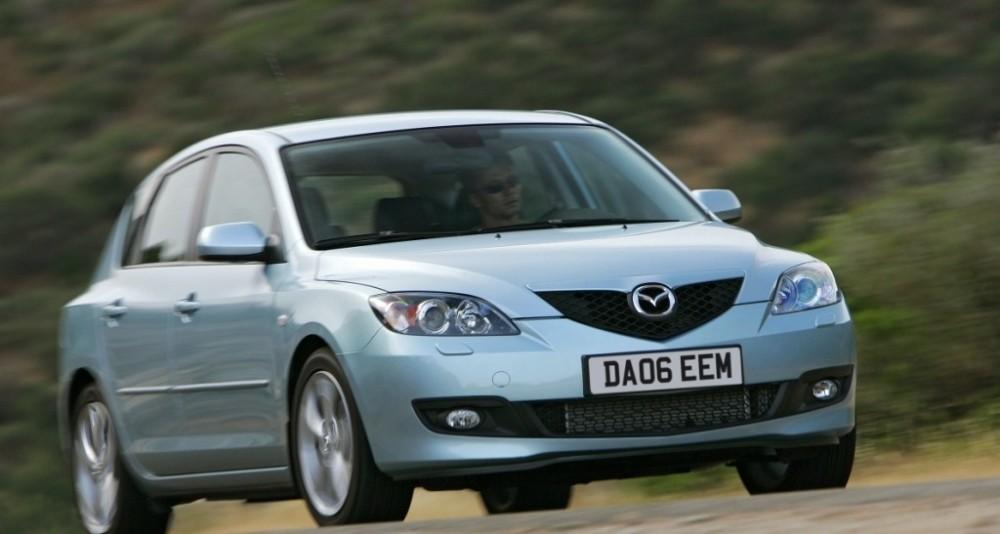 Mazda 3 2003 Photo Image