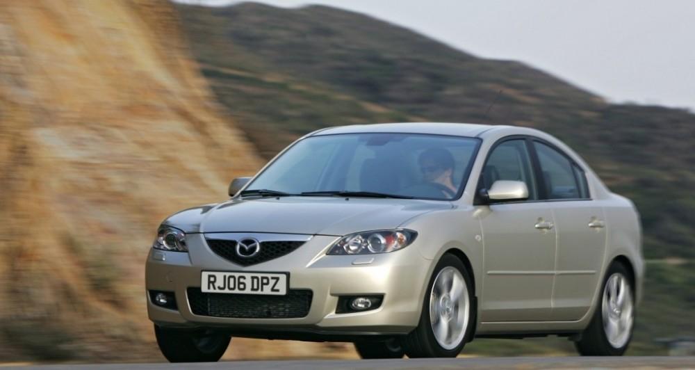 Mazda 3 2003 foto attēls