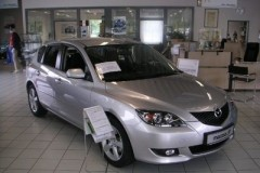 Mazda 3 hatchback photo image 14