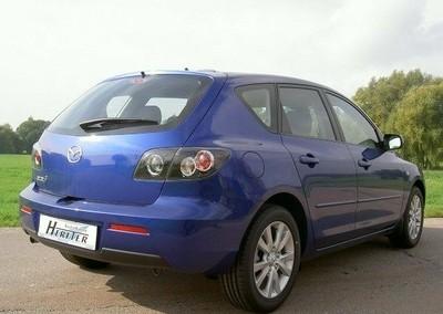 Mazda 3 Hatchback Photo Image 5
