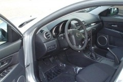 Mazda 3 sedana foto attēls 12