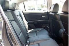 Mazda 3 sedana foto attēls 13