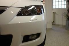 Mazda 3 sedana foto attēls 16