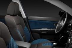 Mazda 3 sedana foto attēls 11
