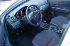 Mazda 3 sedana foto attēls 20