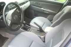 Mazda 3 sedana foto attēls 2