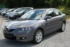 Mazda 3 sedana foto attēls 3
