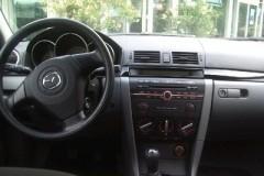 Mazda 3 sedana foto attēls 5