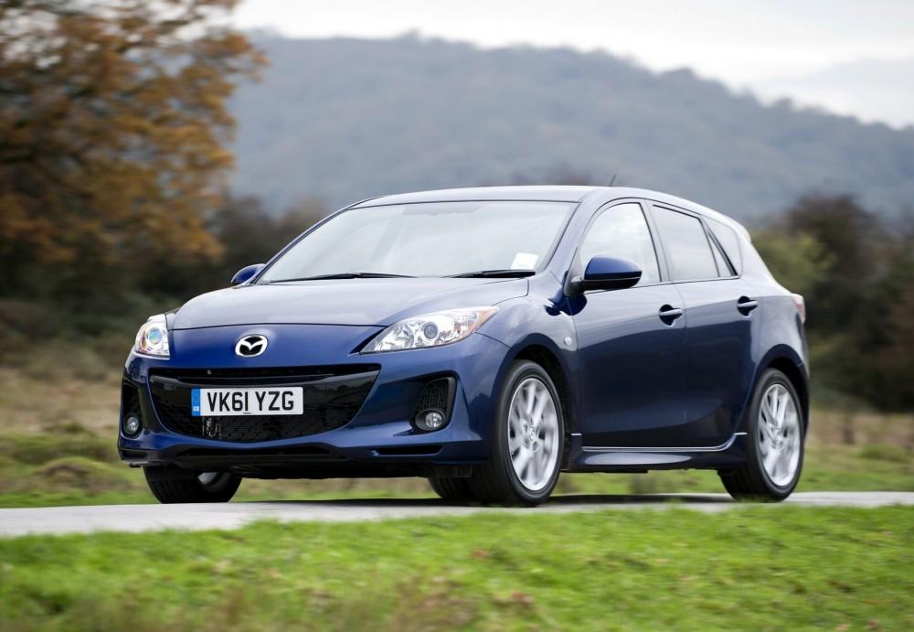 Mazda 3 2009 foto attēls