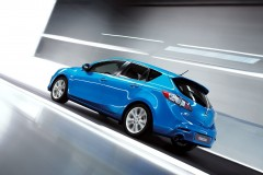 Mazda 3 hatchback photo image 5