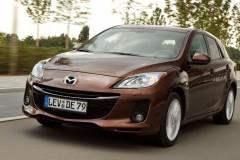 Mazda 3 hečbeka foto attēls 1
