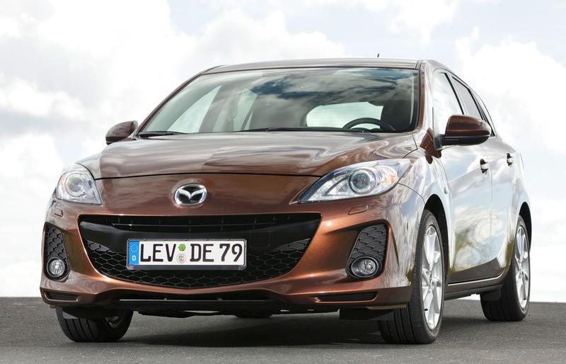 Mazda 3 2011 foto attēls