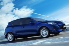 Mazda 3 hečbeka foto attēls 6
