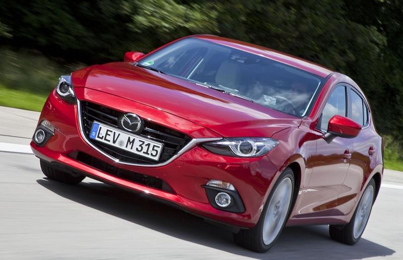 Mazda 3 2013 foto attēls