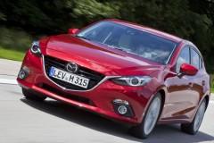 Mazda 3 hečbeka foto attēls 16