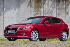 Mazda 3 hečbeka foto attēls 17