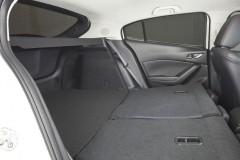 Mazda 3 hečbeka foto attēls 20