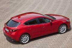Mazda 3 hečbeka foto attēls 10