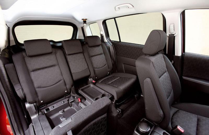 Mazda 5 Minivan Mpv 2008 2010 Reviews Technical Data Prices