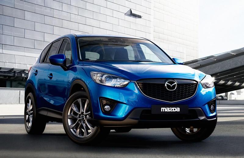 Mazda CX-5 2012 foto attēls