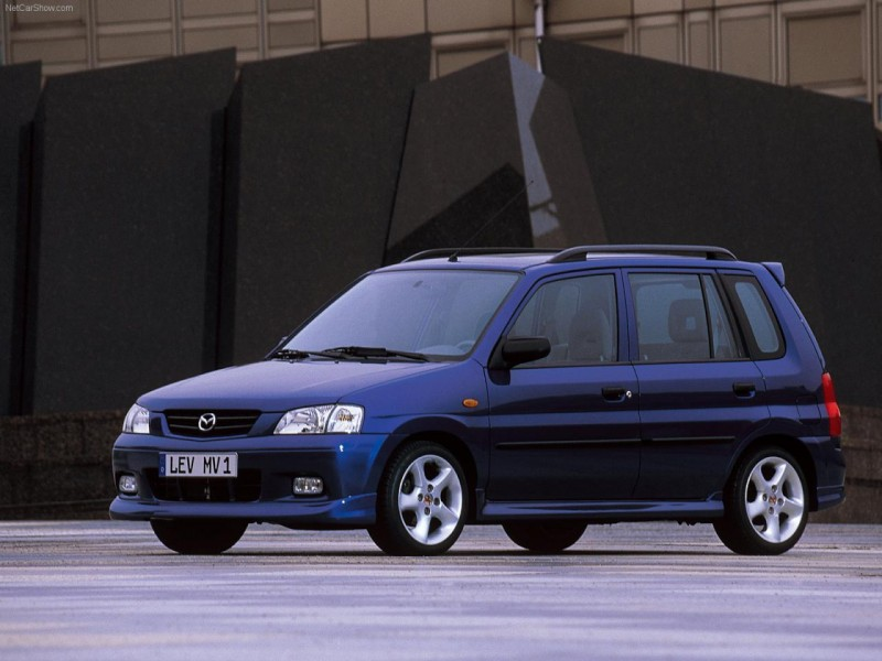 Mazda Demio 2000 foto attēls