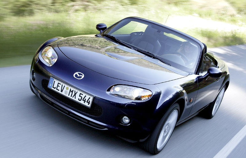 Mazda MX-5 Cabrio 2006 - 2009 reviews, technical data, prices