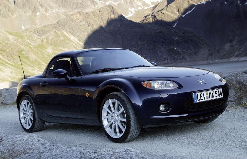 mazda mx 5 cabrio 2006 2009 reviews technical data prices. Black Bedroom Furniture Sets. Home Design Ideas