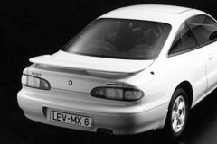 Mazda MX-6 kupejas foto attēls 3