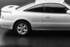Mazda MX-6 kupejas foto attēls 5