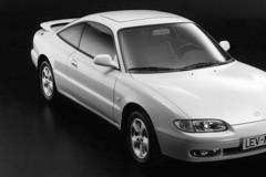 Mazda MX-6 kupejas foto attēls 1
