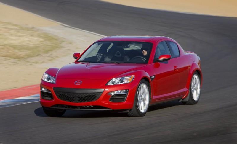 Mazda RX-8 2008 foto attēls