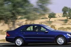 Mercedes C clase sedan foto 1
