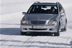 Mercedes C klases universāla foto attēls 8