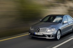 Mercedes C clase sedan foto 3