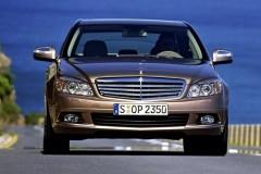 Mercedes C clase sedan foto 10
