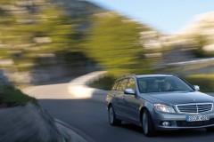 Mercedes C klases universāla foto attēls 5