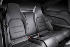 Mercedes C clase coupe foto 5