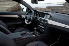 Mercedes C clase coupe foto 3
