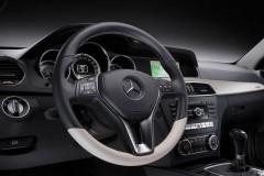 Mercedes C clase coupe foto 11