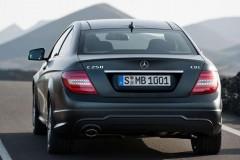 Mercedes C clase coupe foto 1